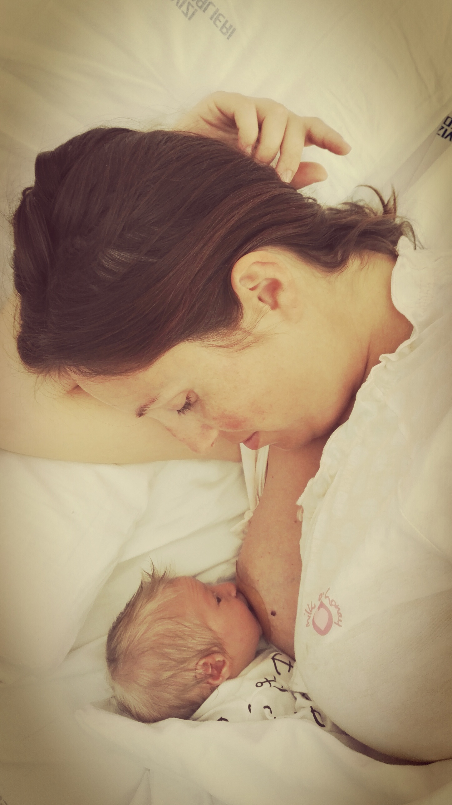 Stefano con sua mamma Irene.