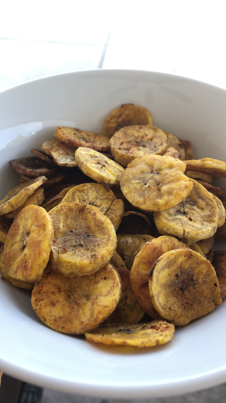 Plantain Chips  -