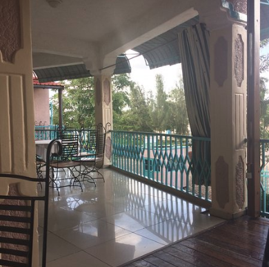 The restaurant at Nyanza Heritage Hotel! A great spot for the entire family. Photo by Trip Advisor.