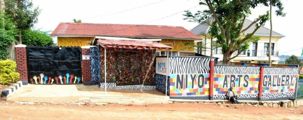NIYO Art Gallery - Photo from the NIYO Foundation