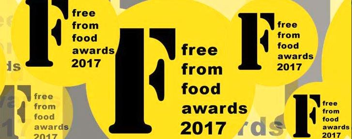 Halima Ferreira- Judge at the recent Free From Food Awards