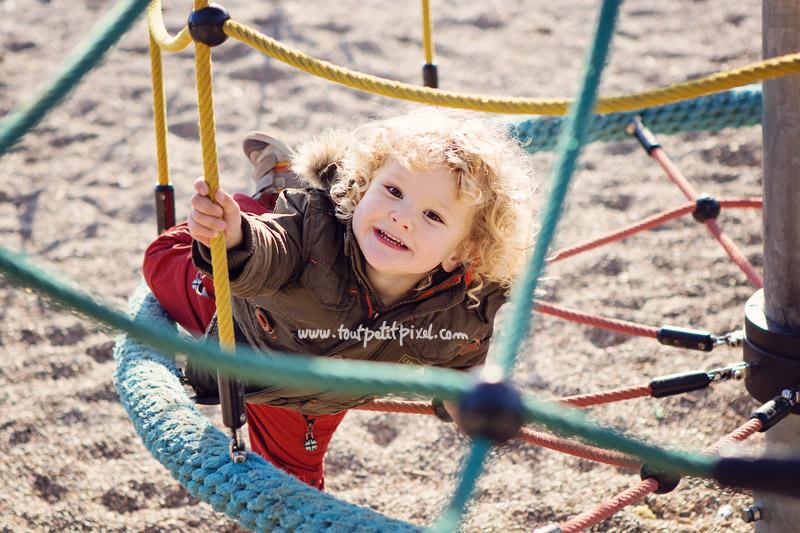 photo enfant parc