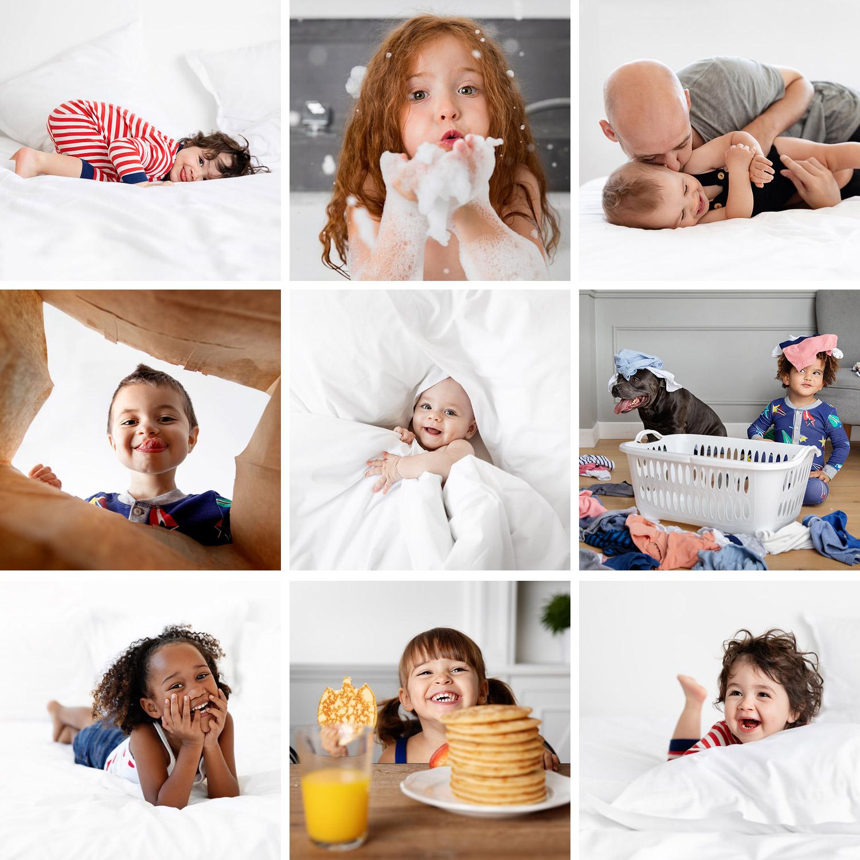 Photos originales de bébés et d'enfants par Tout Petit Pixel, photographe lifestyle à Marseille