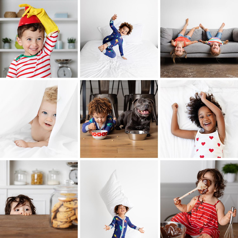 Photos originales d'enfants et de bébés par Tout Petit Pixel, photographe lifestyle à Marseille