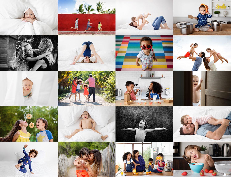 Photos d'enfants de bébé et de famille par Tout Petit Pixel, photographe lifestyle à Marseille