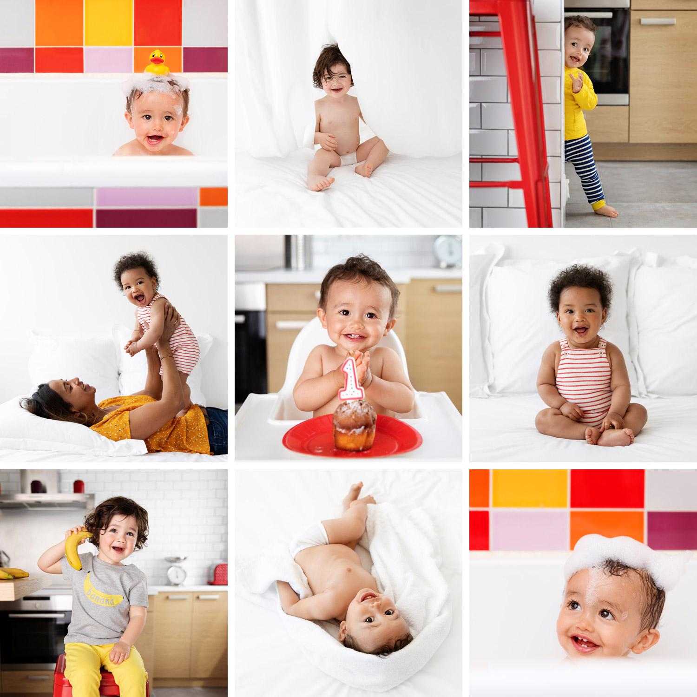 Photos de bébé et d'enfants originales par Tout Petit Pixel, photographe bebe Marseille