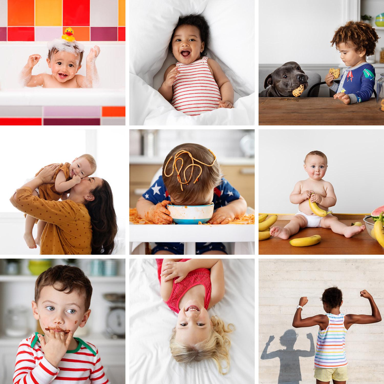 photos originales d'enfants et de bébés par Tout Petit Pixel, photographe bebe et enfant lifestyle
