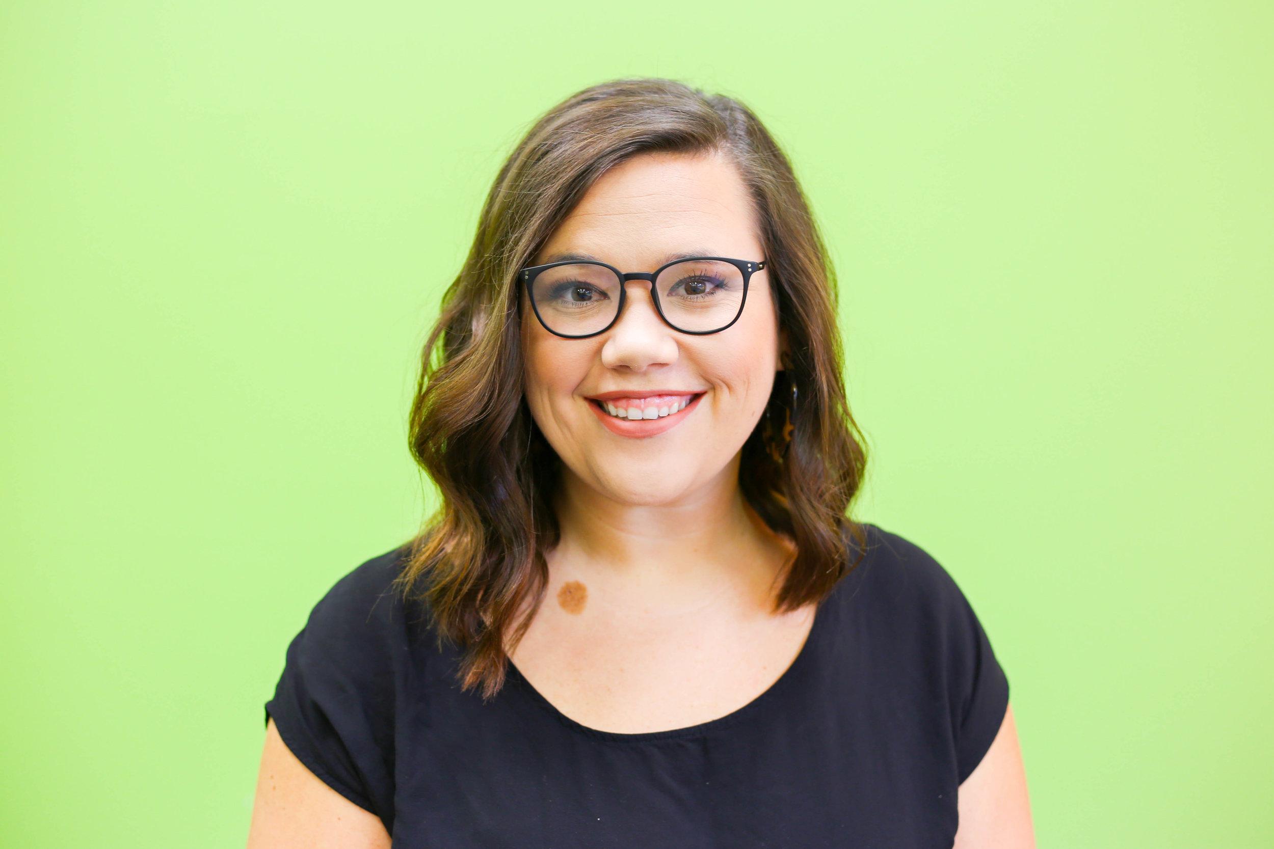 Lauren Stotler   Deacon over Sundays | Communications Director