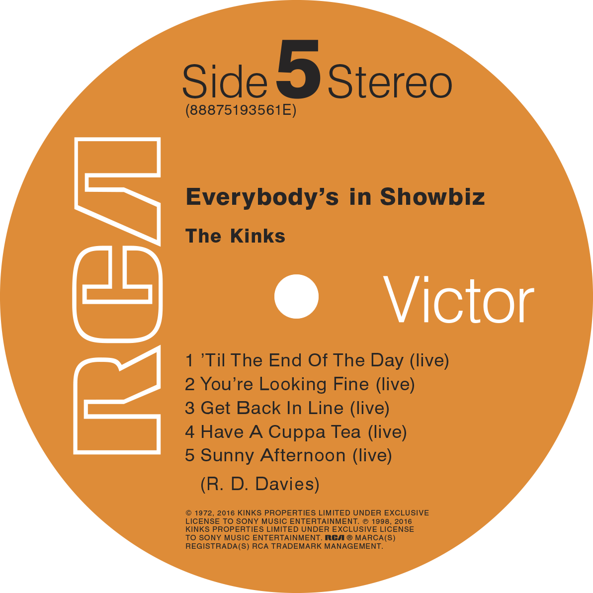 88875193561 Kinks Everybody's In Show-Biz Labels R5-5.png