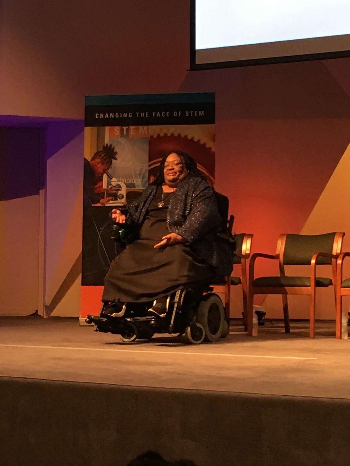 Ms. Crystal Emery, Director of   Black Women in Medicine