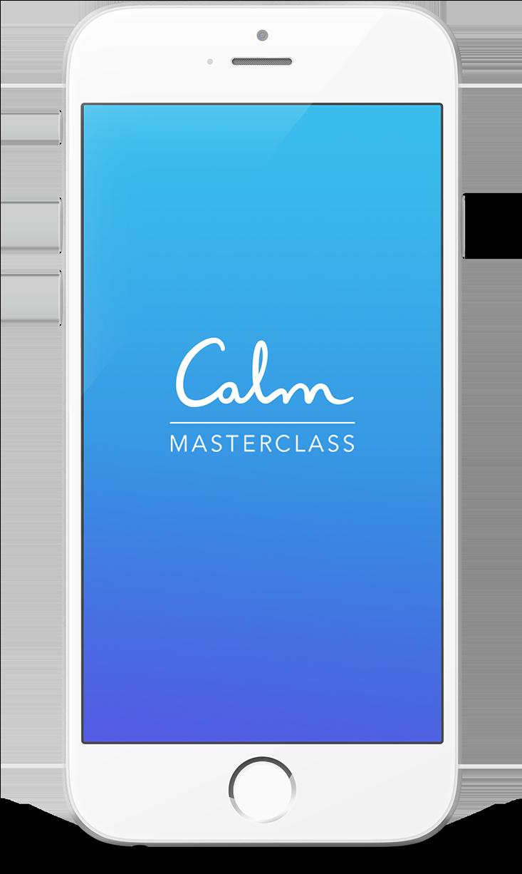 Calm Masterclass