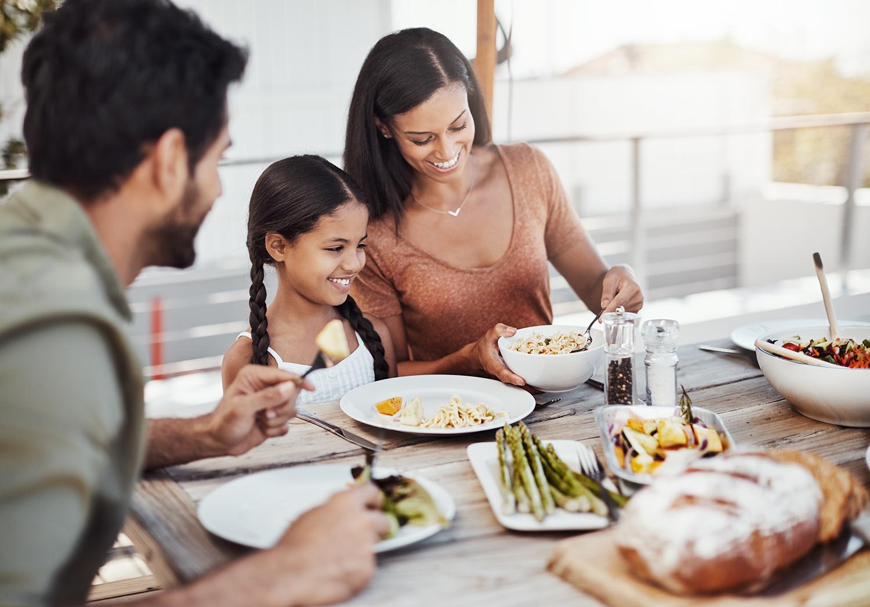 EAT (RED) SAVE LIVES Mindful Eating Calm app