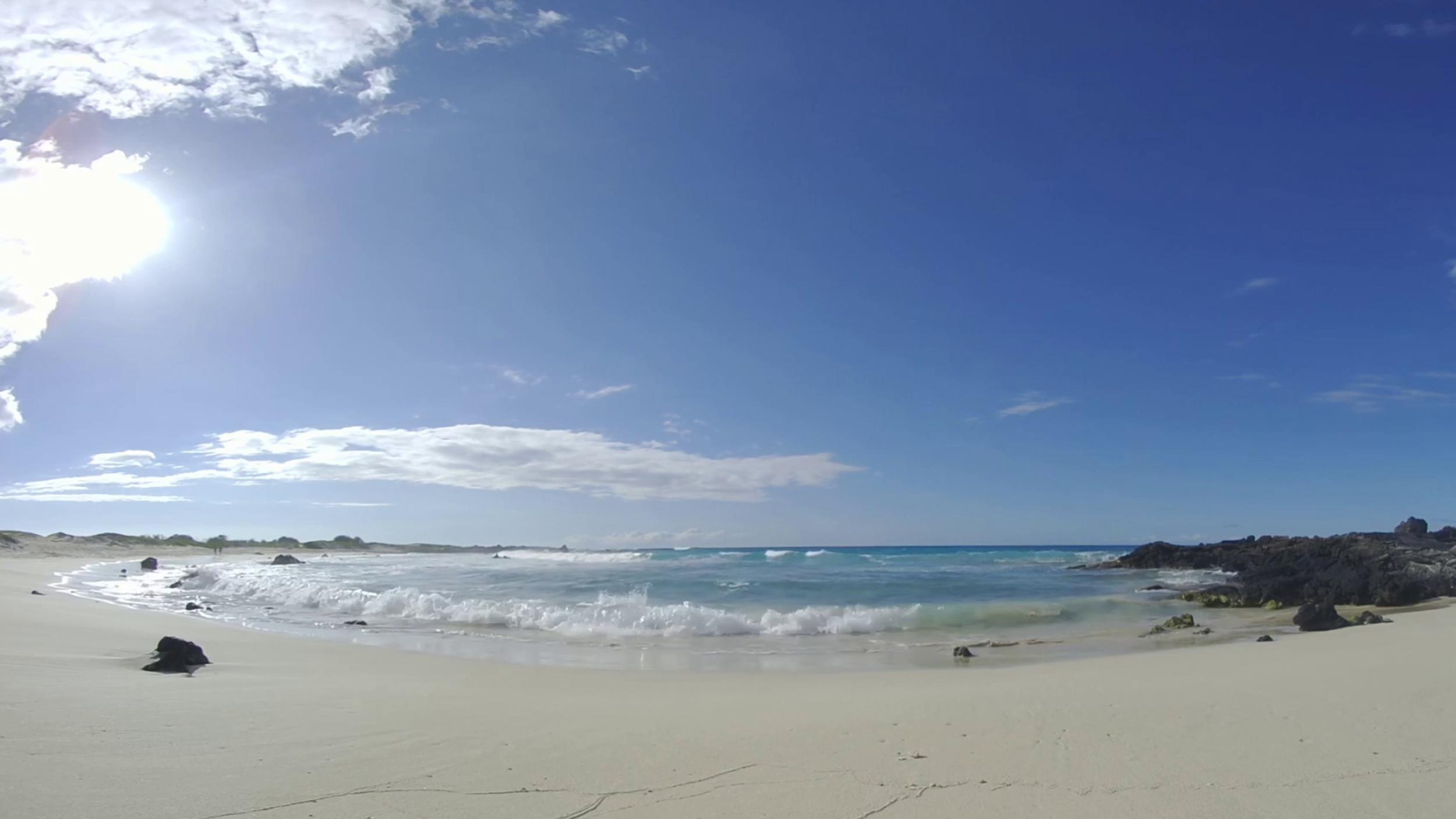Sandy Hawaiian Beach Calm Oculus Virtual Reality