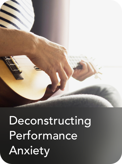 Deconstructing Performance Anxiety
