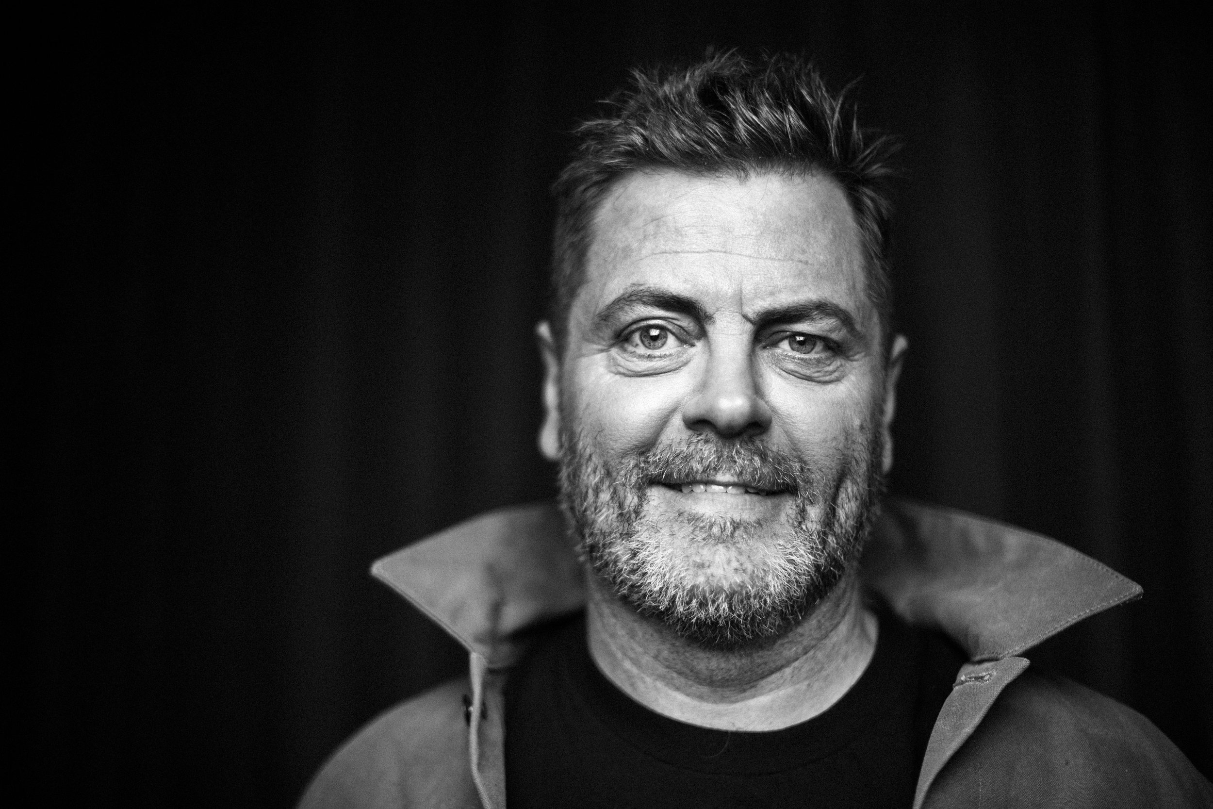 "Nick Offerman: ""I think I've found my new calling – as a Sleep Story narrator."""