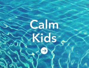 Calm Kids logo