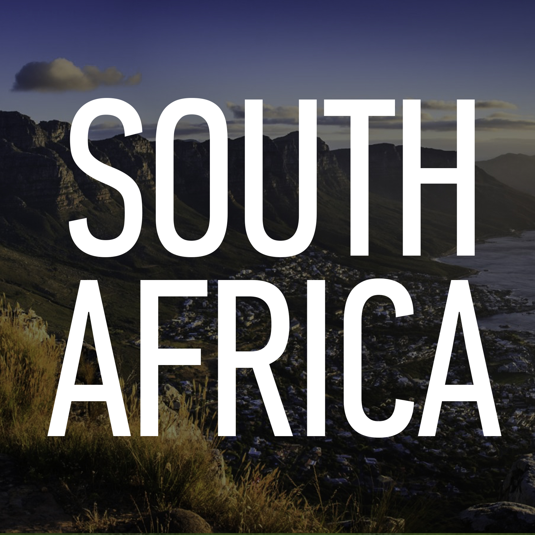 Pray for Lindsey and Gabe Fisher in South Africa. They are working to train and disciple interns for Extreme Response as well as working in children's ministry in their local church, engaging with afterschool programs, and ministering to kids in soccer clubs.This couple desires to see South Africa come to Christ.
