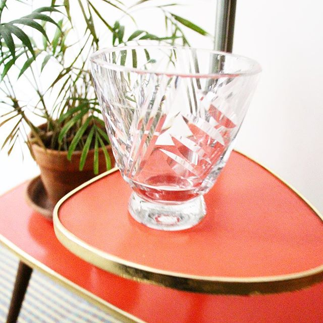 Vase vintage #vintage #vase #flower #design #home #decoration #brocante #plantes #plants