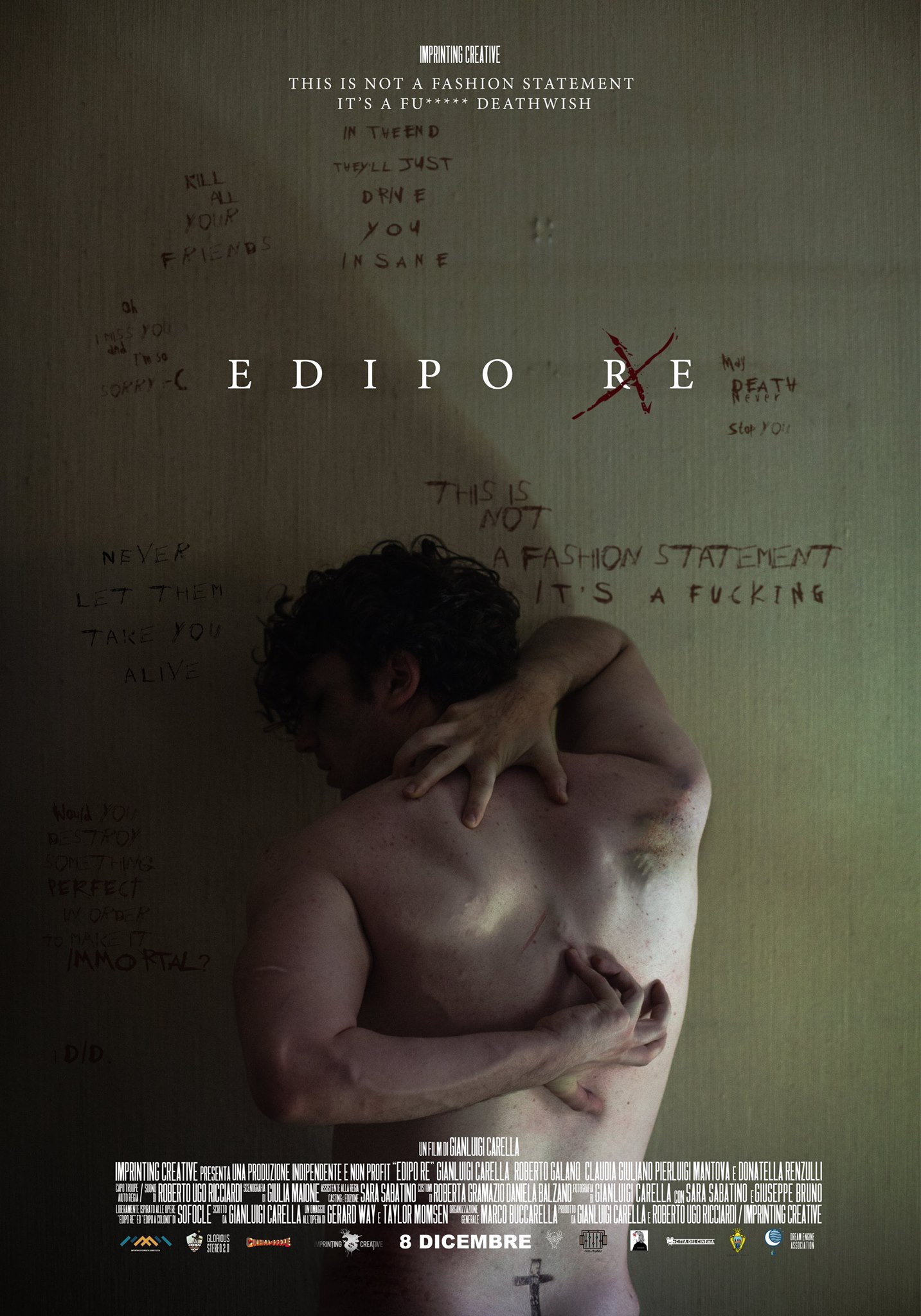 Edipo Re - Poster