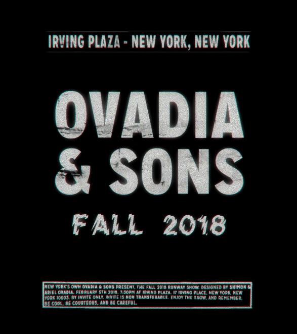 OVADIA & SONS