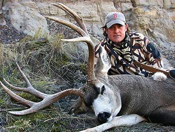 Alberta - Mule Deer Hunt