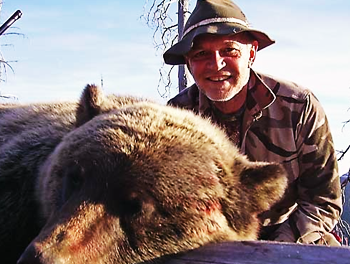 British Columbia - Grizzly Bear Hunt