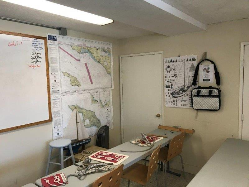In the Aventura Classroom