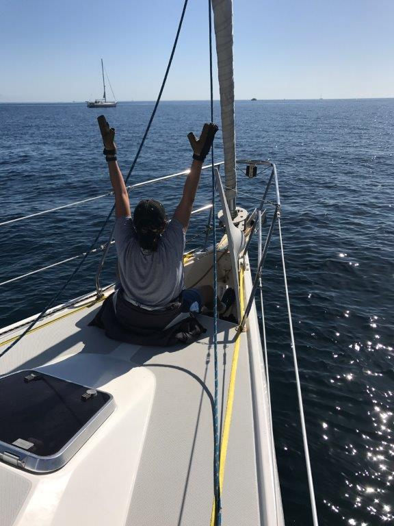 Enjoy the freedom of anchoring confidently at Catalina, the Channel Islands, and around the world.