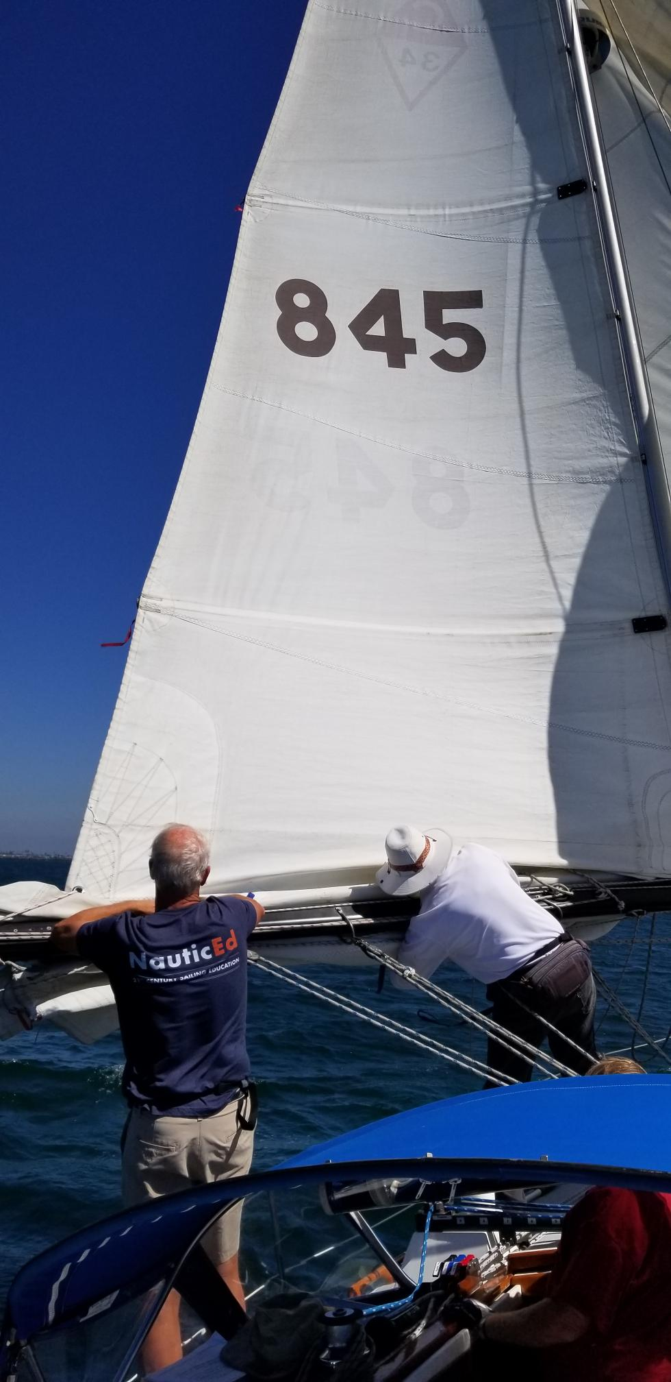 sail training international - sailing lessons and certification