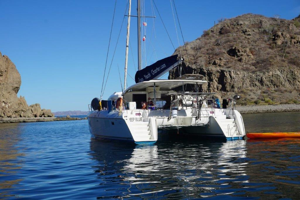 sail training international - sailing lessons and certification in the Sea of Cortez