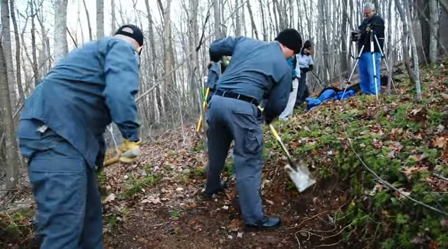 Two bodies were exhumed in 2014, but once NamUs conducted DNA testing the results revealed neither body was a match to Blair-Adams. Photo provided by Reveal News