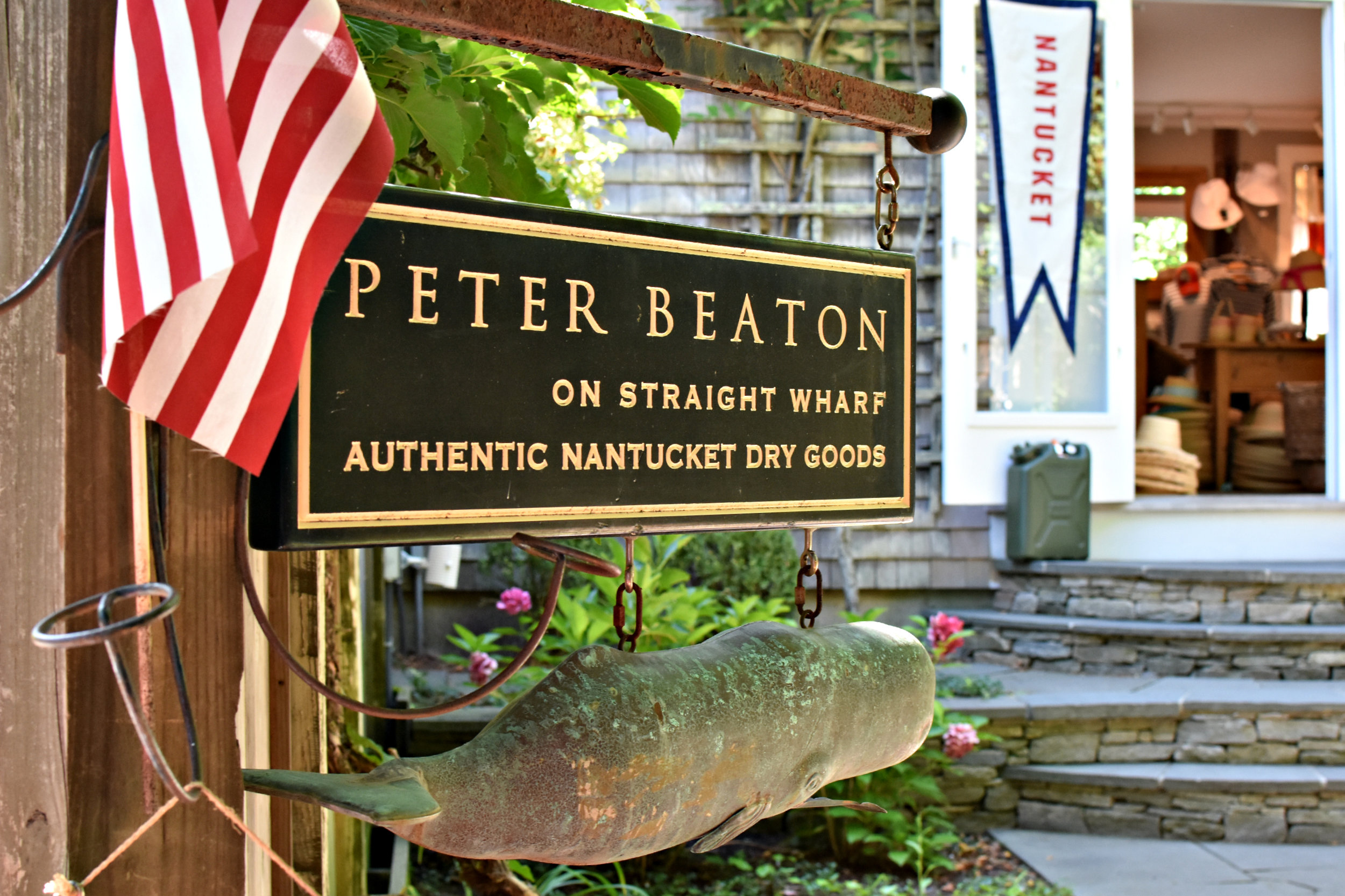 The Peter Beaton Hat Studio at 16 1/2 Federal Street
