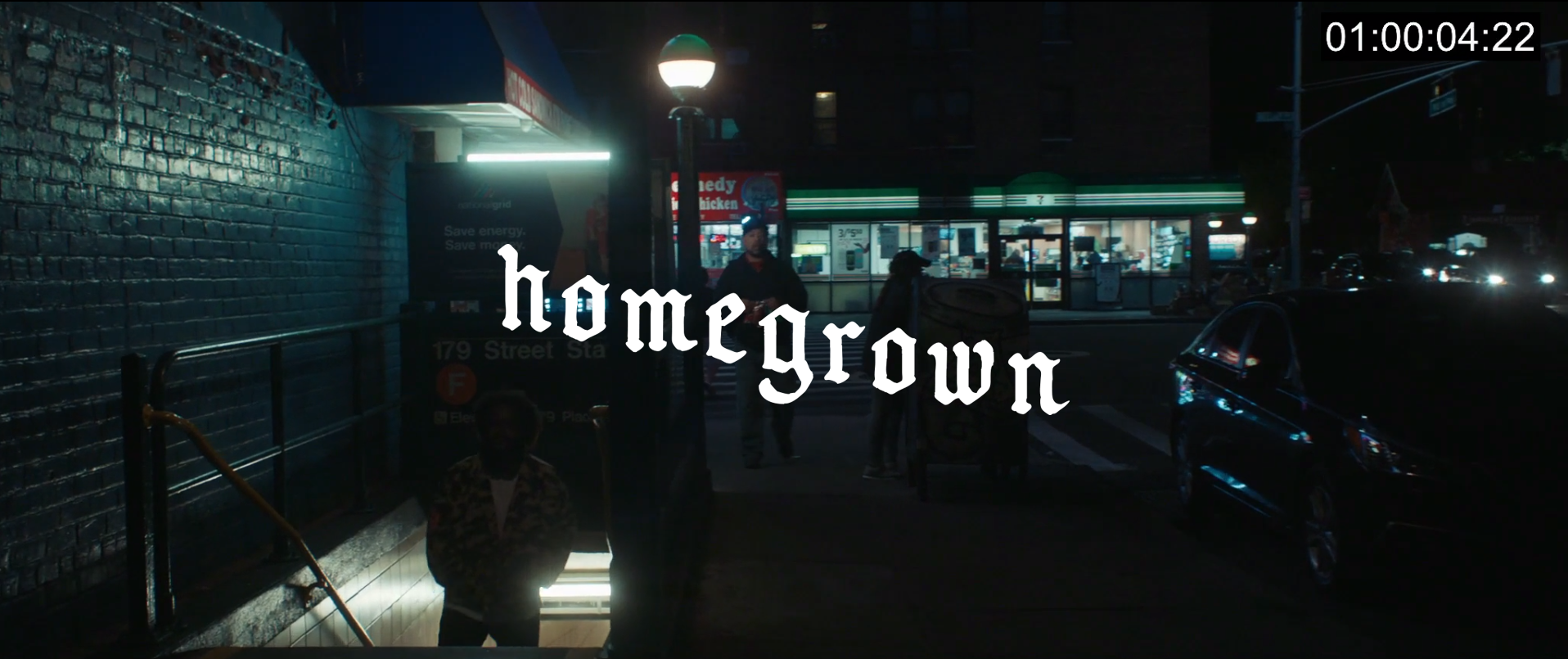 """homegrown"" title work"