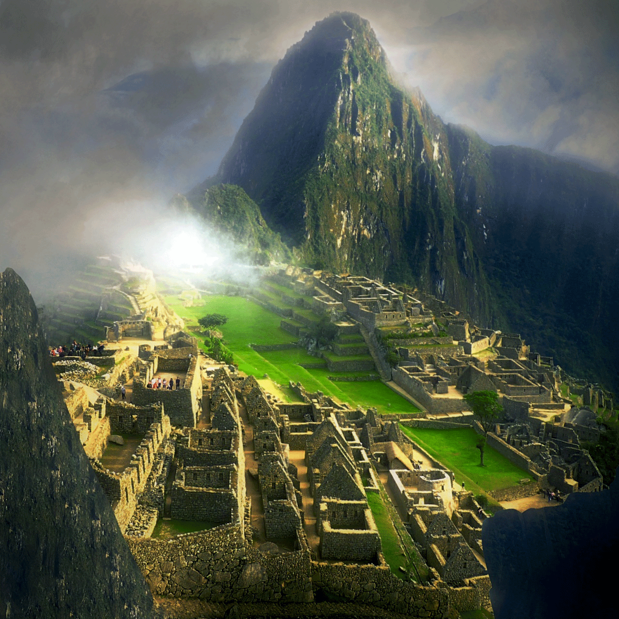 Photo of Machu Picchu, Peru courtesy of Kai Stachowiak.