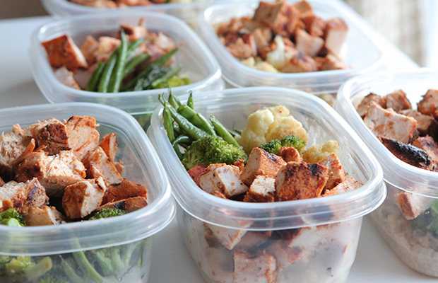 Meal Prep and Nutrition