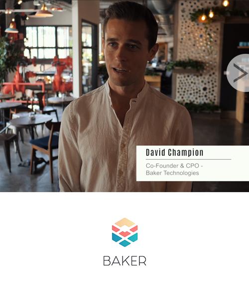 David Champion - Baker