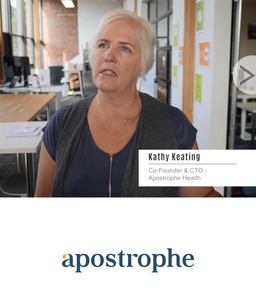 Kathy Keating - Apostrophe