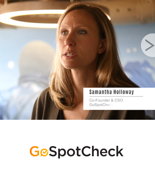 Samantha Holloway - GoSpotCheck