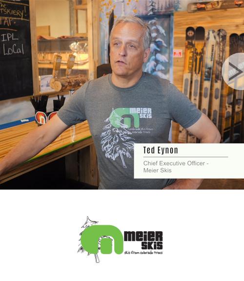 Ted Eynon - Meier Skis