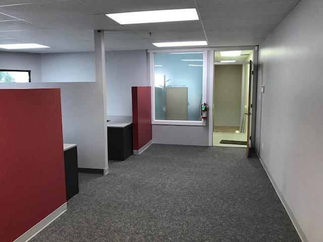 View from inside office to entrance.JPG