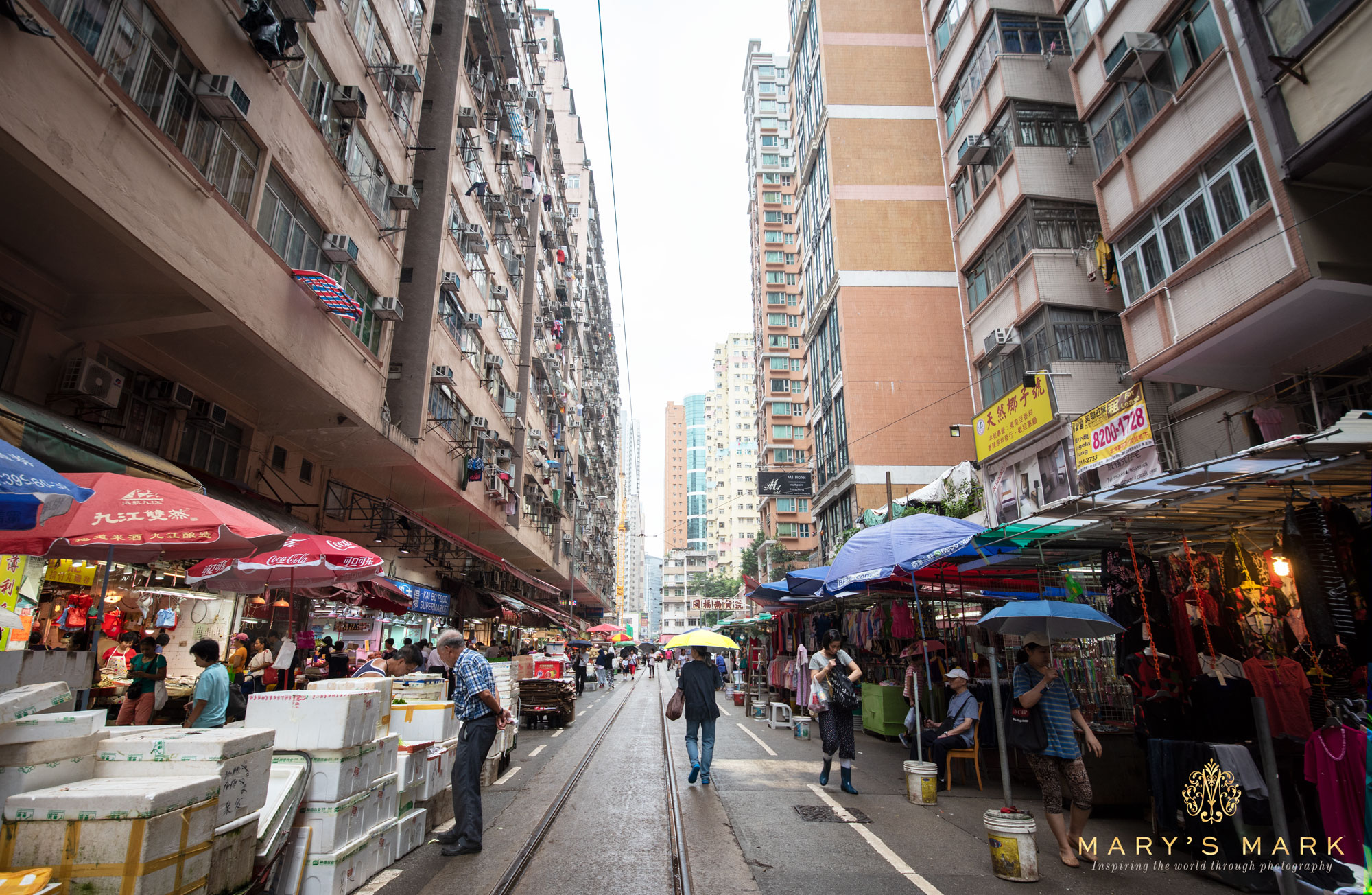 Yellow-Umbrella-Chun-Yeung-Street-Wet-Market-Hong-Kong-by-Mary-Parkhill-of-Marys-Mark-Photography.jpg