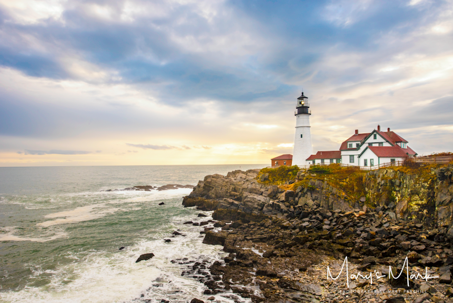 Breaking Dawn Portland Maine Lighthouse by Mary Parkhill Mary's Mark Photography.png