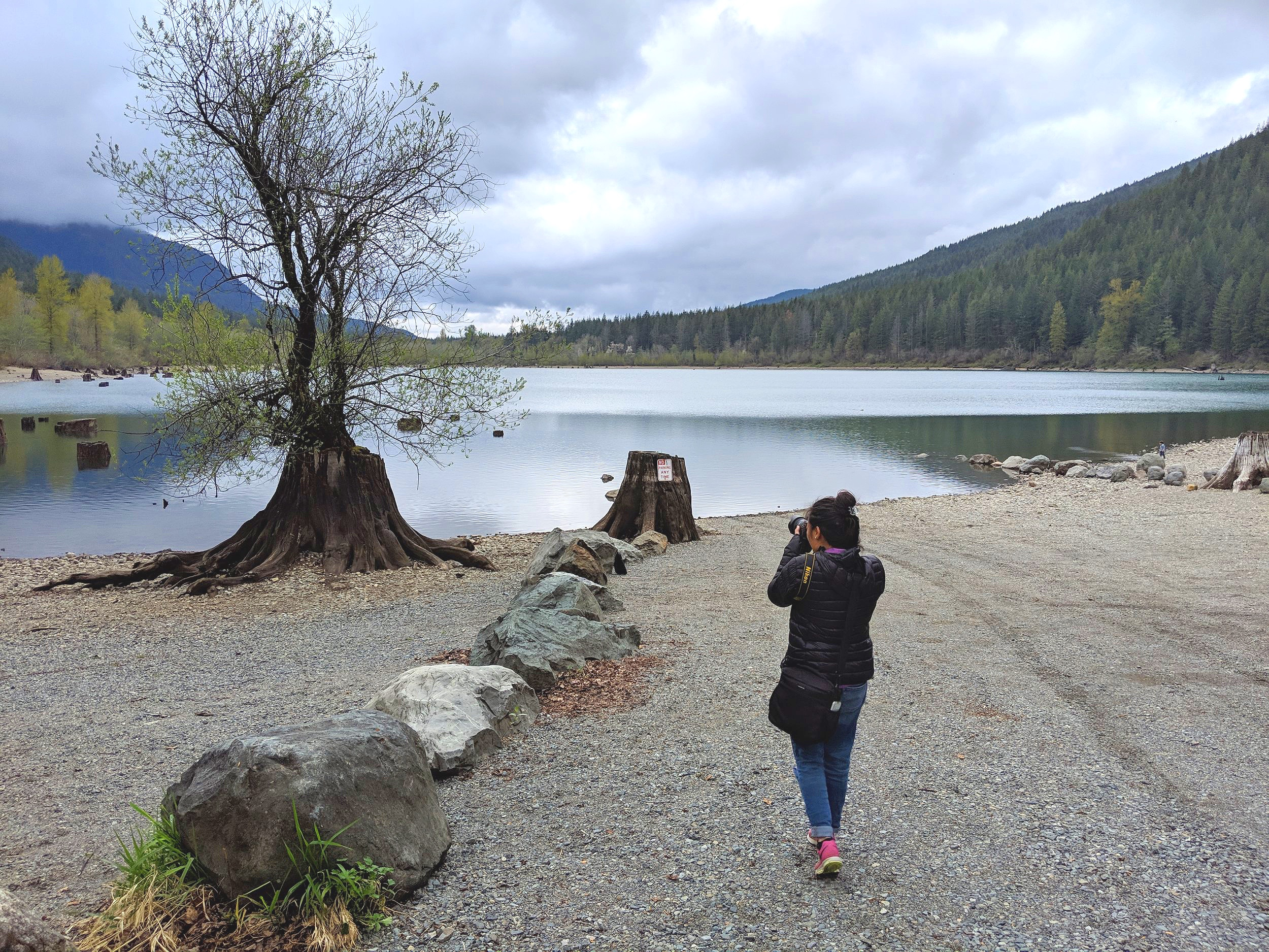 Photographing Washington State