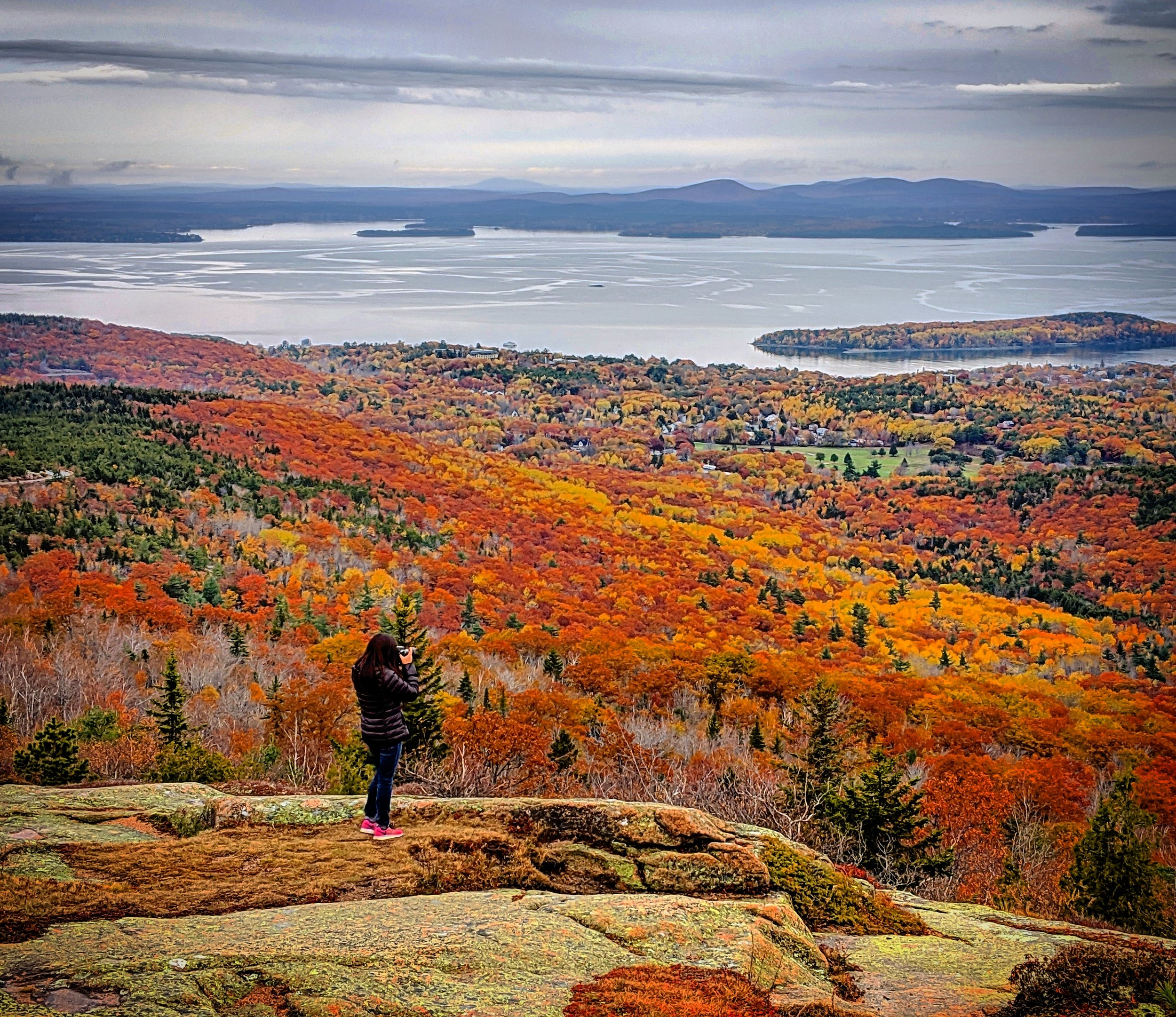 Photographing Acadia National Park During the Fall