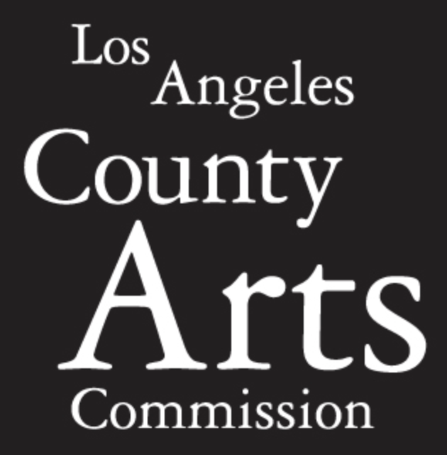 """This organization is supported, in part, by the Los Angeles County Board of Supervisors through the Los Angeles County Arts Commission."""" -"""