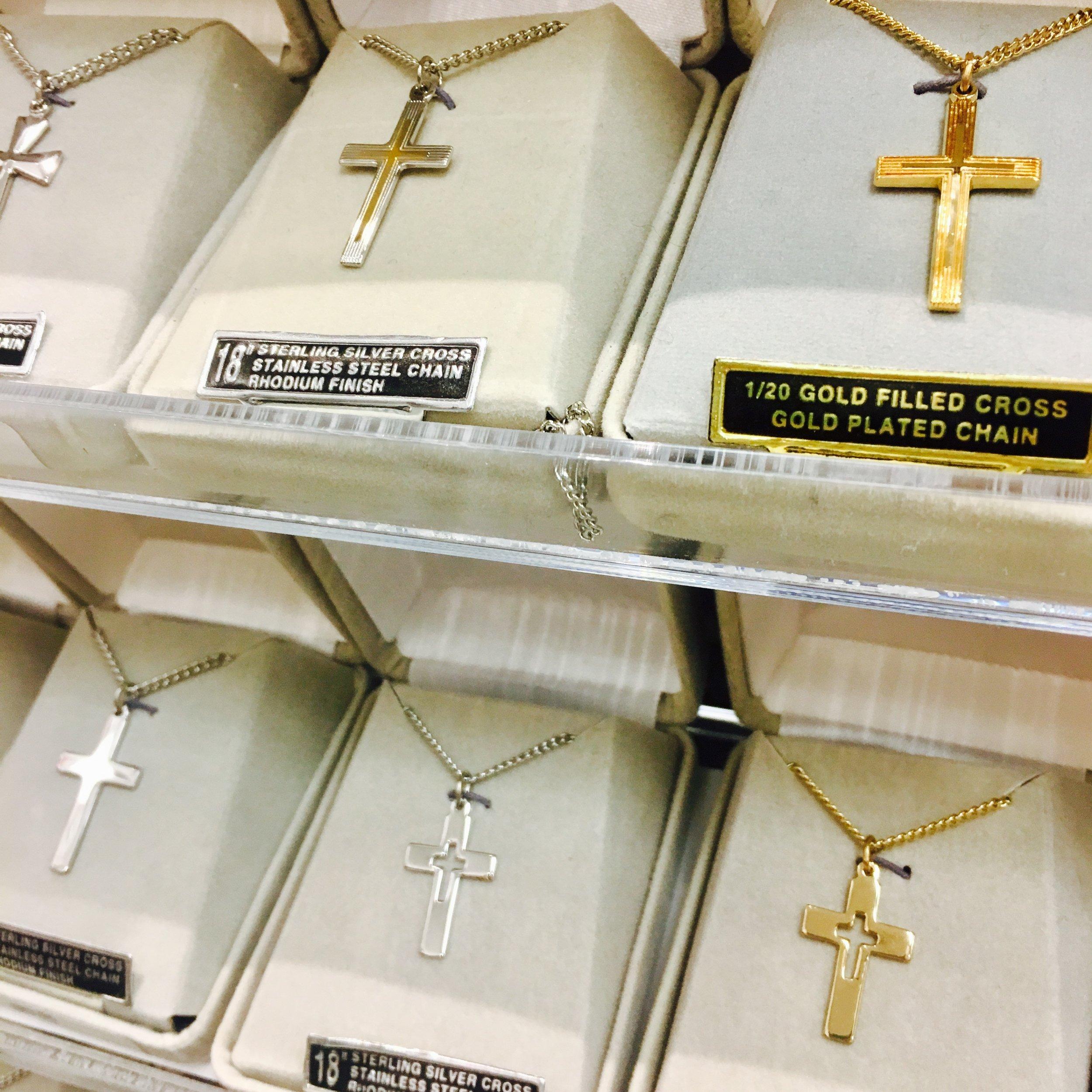 Crosses For Men