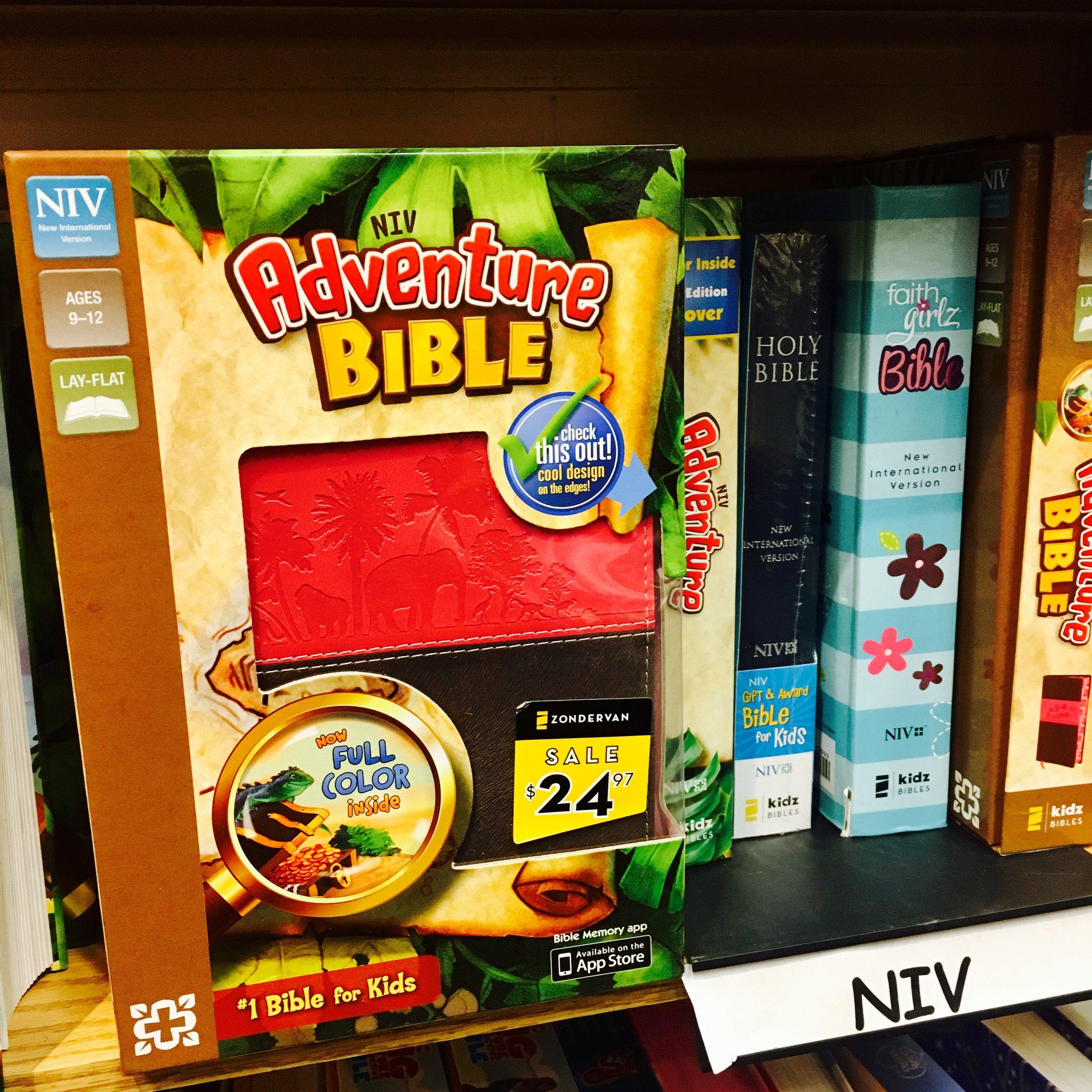 Children's Bibles
