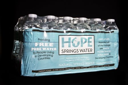 Bottled Water — Hope Springs Water
