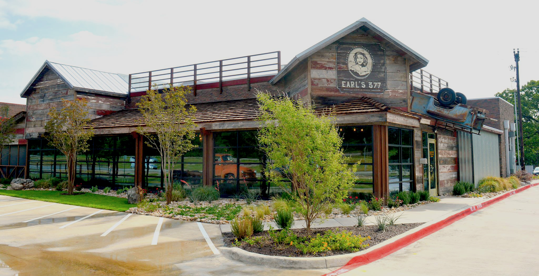 Earl's 377 Pizza - Opening in Argyle, Texas Summer 2016