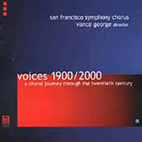 """Choral Variations on """"Simple Gifts""""  Copland: arr. by David Conte S.F Symphony Chorus Vance George, conductor"""